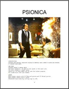 Psionica