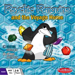 Psychic Penguins and the Voyage Home