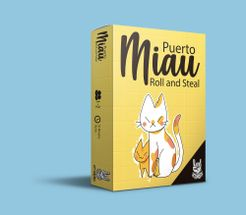 Puerto Miau: Roll and Steal