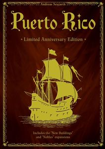 Puerto Rico Deluxe (includes two expansions)