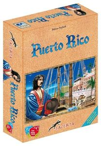Puerto Rico + Expansion I