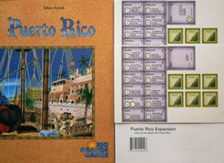 Puerto Rico: Expansion I – New Buildings