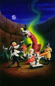 Puppet Master: Puppet Wars Game