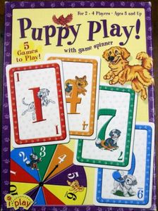Puppy Play!
