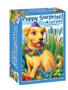 Puppy Surprise!