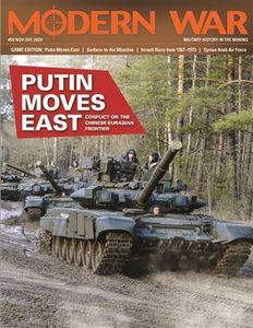 Putin Moves East