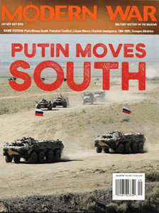 Putin Moves South