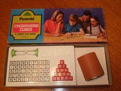 Pyramid Crossword Cubes