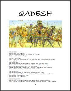 Qadesh