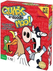 Quack a-doodle Moo!