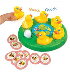 Quackers! Hide and Seek Game
