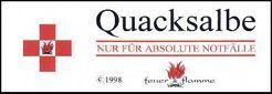 Quacksalbe