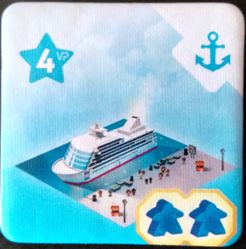 Quadropolis: The Cruise Ship