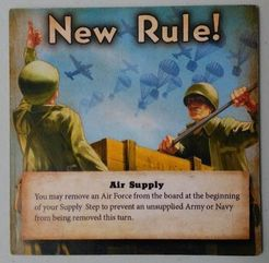 Quartermaster General: Air Marshal – Air Supply promo tile