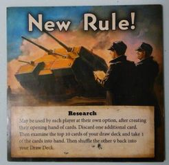 Quartermaster General: Alternate Histories – Research Promo Tile