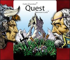 Quest Adventure Cards