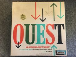 QUEST: An intriguing game of mazes!
