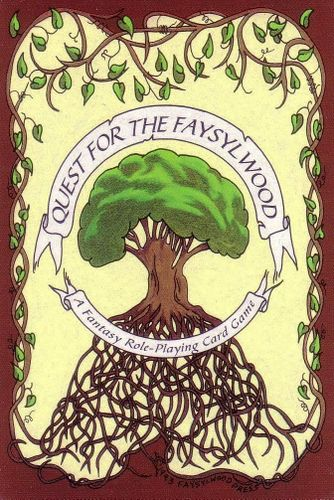Quest for the Faysylwood