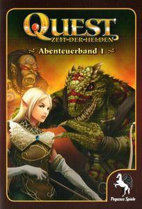 Quest: Zeit der Helden – Abenteuerband 1