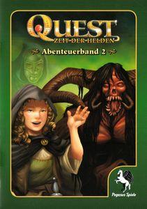 Quest: Zeit der Helden – Abenteuerband 2