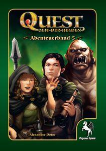 Quest: Zeit der Helden – Abenteuerband 5: Der Duft des Erfolgs