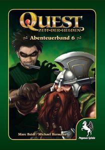 Quest: Zeit der Helden – Abenteuerband 6