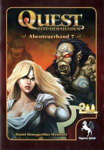 Quest: Zeit der Helden – Abenteuerband 7