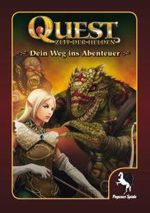 Quest: Zeit der Helden – Dein Weg ins Abenteuer
