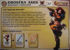 Quest: Zeit der Helden – Droséra Amis Promo Character