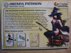 Quest: Zeit der Helden – Orenda Patisson Promo Character