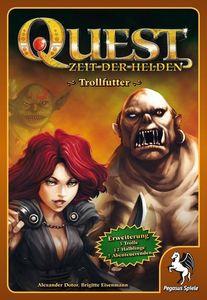 Quest: Zeit der Helden – Trollfutter