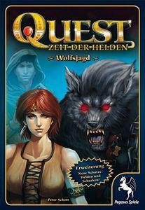 Quest: Zeit der Helden – Wolfsjagd