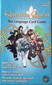 Question Quest: The Language Card Game