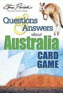 Questions And Answers About Australia Card Game