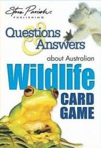 Questions And Answers About Australian Wildlife Card Game
