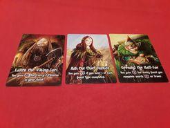 Quests of Valeria: Kickstarter Promo Cards
