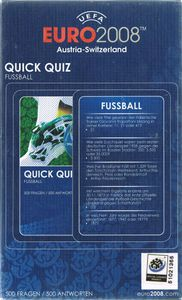 Quick-Quiz: Fussball – EURO 2008 Edition