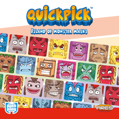 Quickpick: Island of Monster Masks