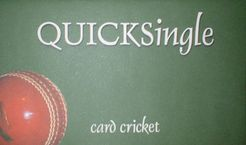 QUICKSingle Card Cricket