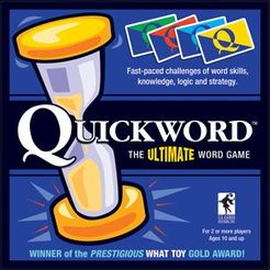 Quickword: The Ultimate Word Game