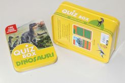 Quiz Box Dinosauri