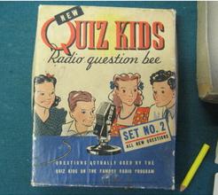 Quiz Kids Radio Question Bee