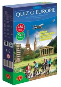 Quiz o Europie: mini