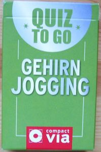 Quiz to go Gehirnjogging