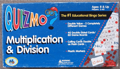 Quizmo Multiplication Division