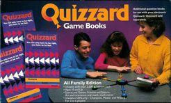 Quizzard Game Books