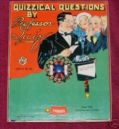 Quizzical Questions by Professor Quiz