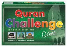 Quran Challenge Board Game