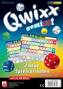 Qwixx gemixxt