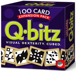 Q•bitz 100 Card Expansion Pack